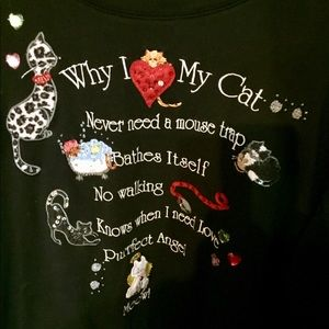 Quacker Factory knows how we feel about our cats!
